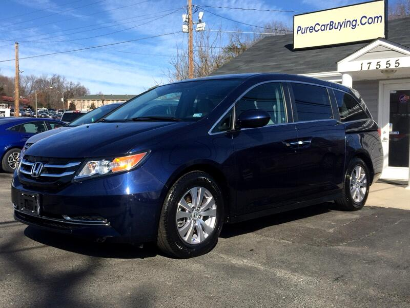 2016 Honda Odyssey EX **LOW MILES//GREAT PRICE//EXCELLENT CONDITION**