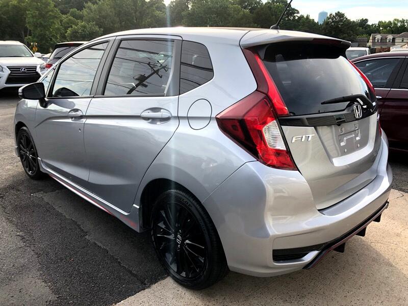 Honda Fit Sport CVT 2018