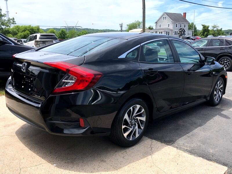 2016 Honda Civic EX Sedan CVT