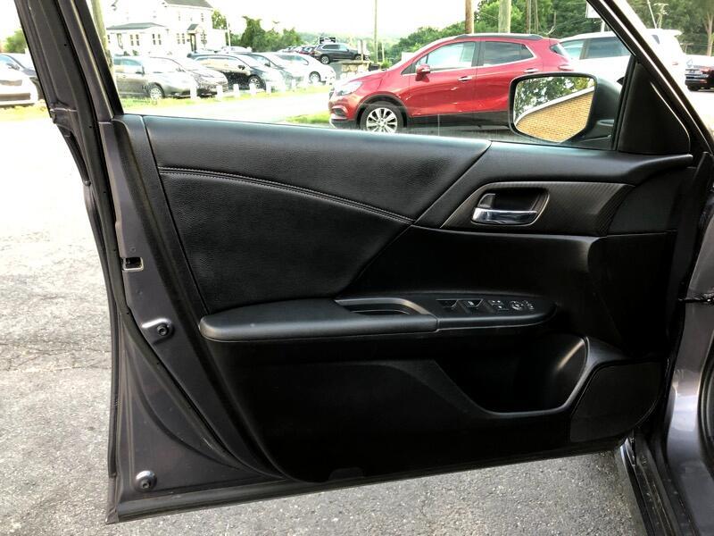 Honda Accord Sport Sedan CVT 2016
