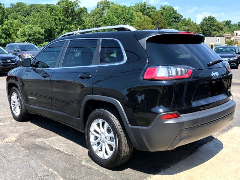 Jeep Cherokee Latitude FWD 2019