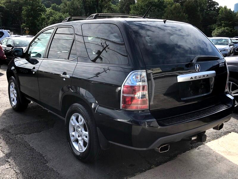 Acura MDX Touring with Rear DVD System 2004