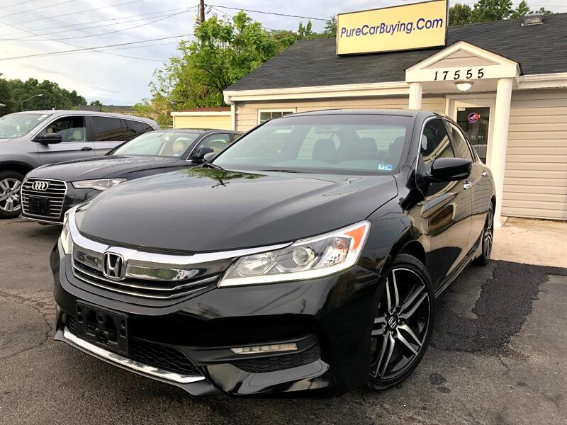 2017 Honda Accord Sport CVT