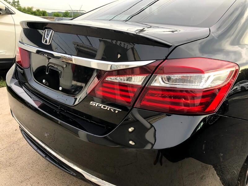 Honda Accord Sport CVT 2017