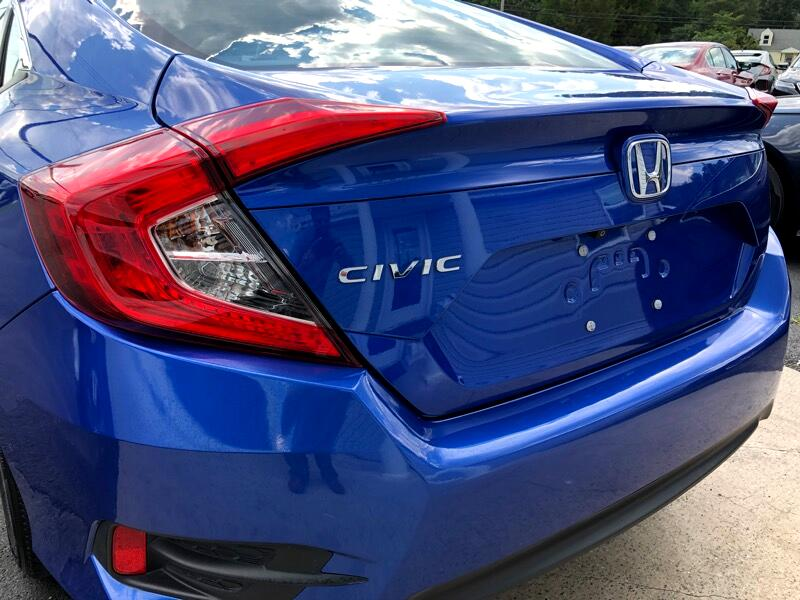 Honda Civic EX Sedan CVT 2016
