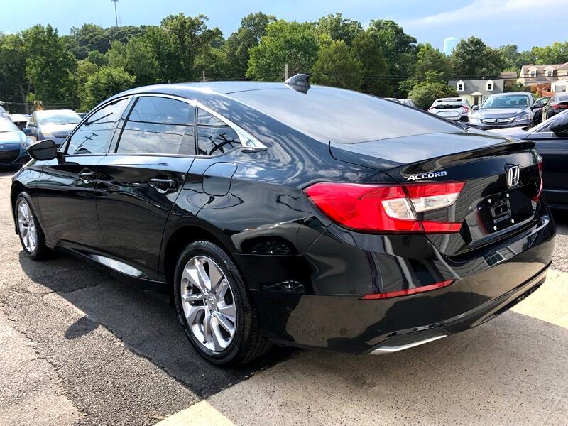 Honda Accord LX CVT 2018