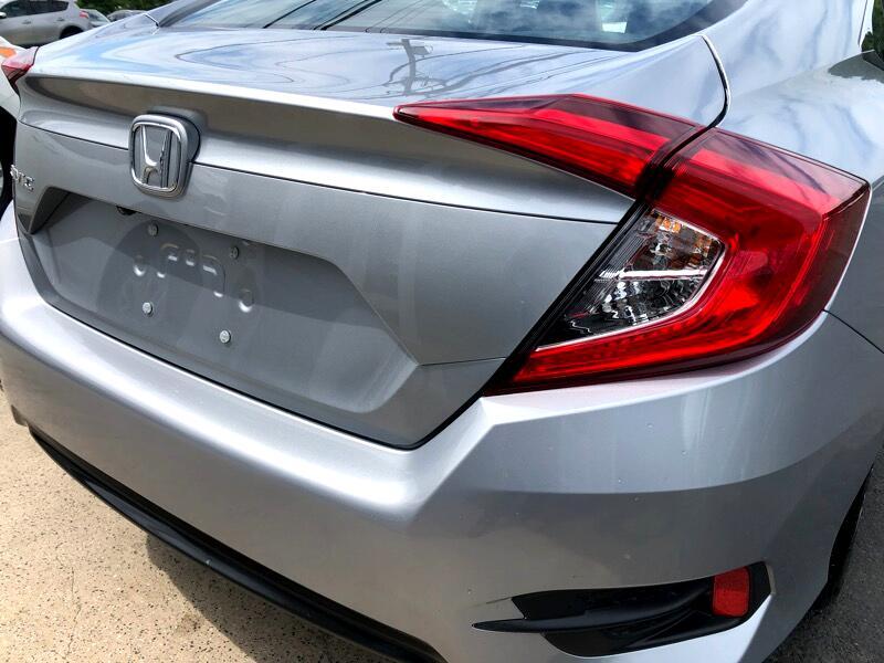 Honda Civic LX Sedan CVT 2018