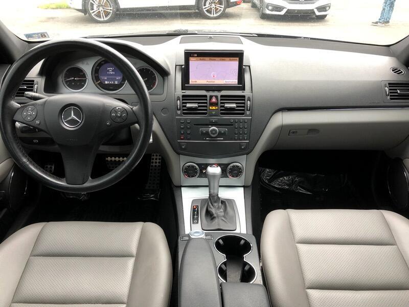Mercedes-Benz C-Class C300 Sport Sedan 2008