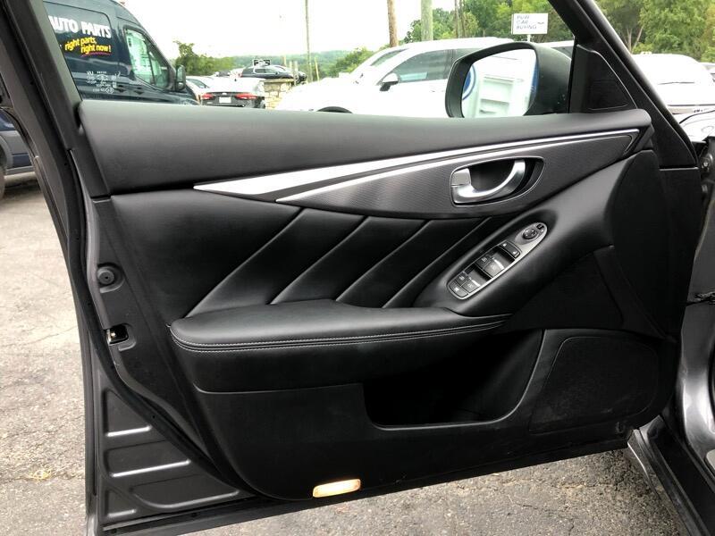 Infiniti Q50 Premium AWD 2015