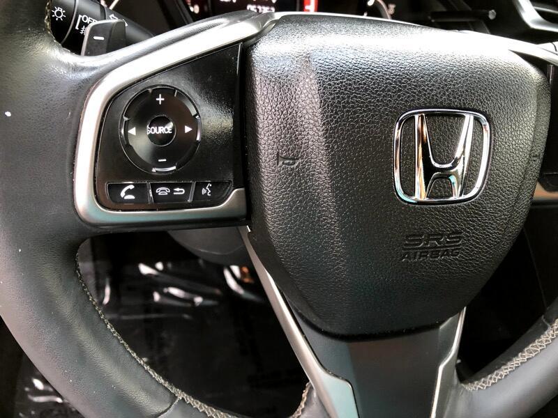 Honda Civic Sport CVT 2017
