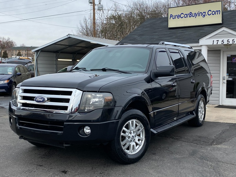 Ford Expedition EL Limited 4WD 2012