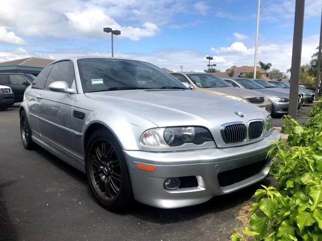 2004 BMW M3 2dr Cpe