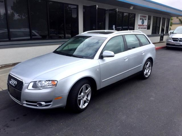 2007 Audi New A4 Avant 2.0 T quattro with Tiptronic