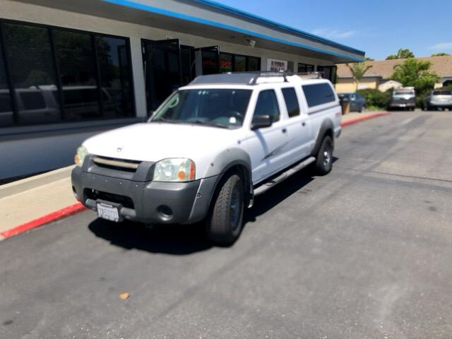 2002 Nissan Frontier 4WD XE Crew Cab V6 Auto SB