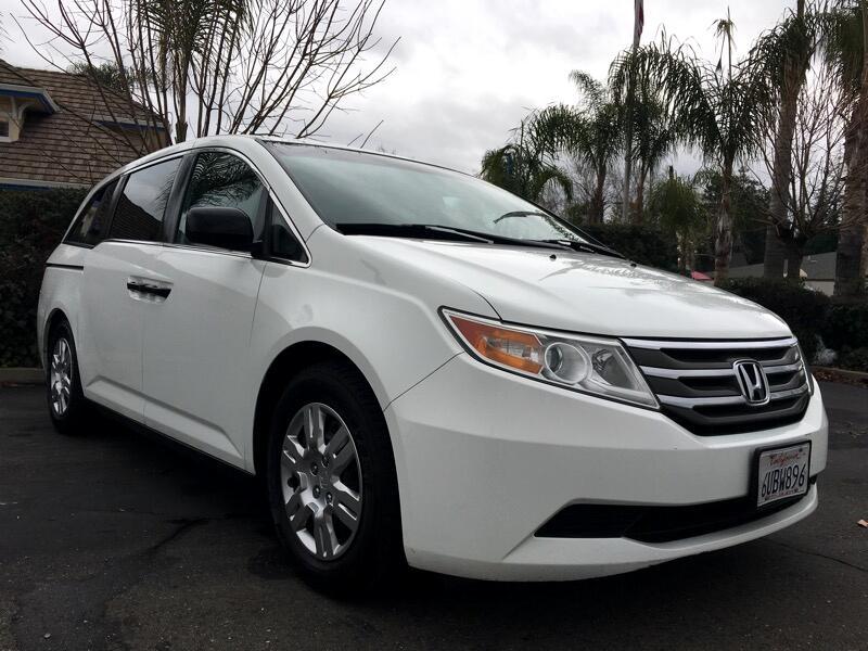 2012 Honda Odyssey 5dr 7-Passenger LX