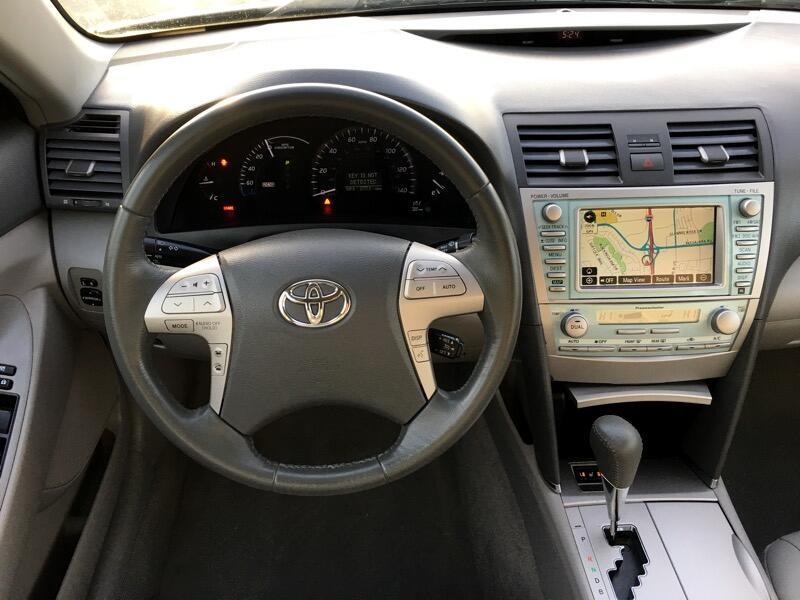 2009 Toyota Camry Hybrid 4dr Sdn LE (Natl) *Ltd Avail*