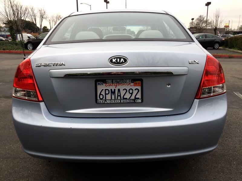 2008 Kia Spectra SX