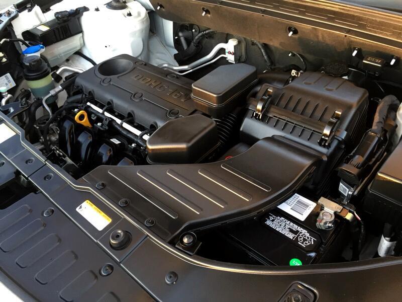 2011 Kia Sorento LX 4WD