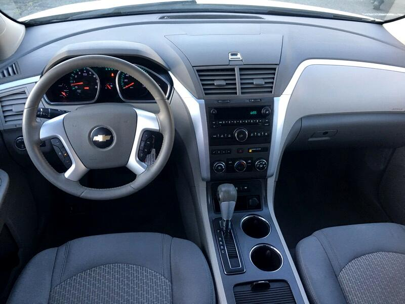 2010 Chevrolet Traverse LT2 AWD