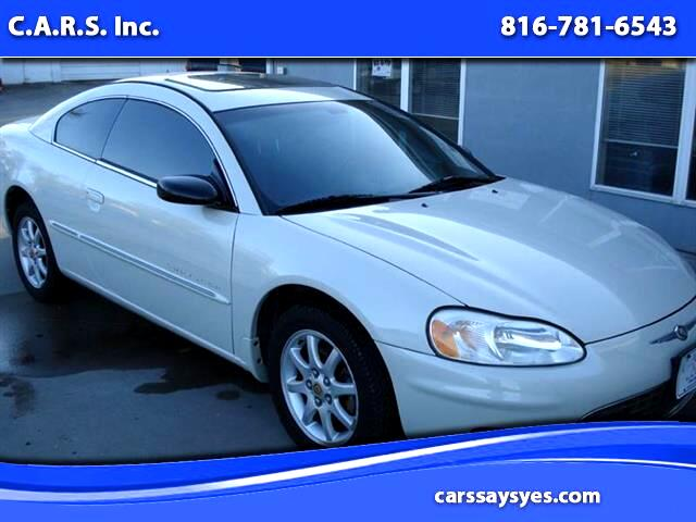 2001 Chrysler Sebring Coupe
