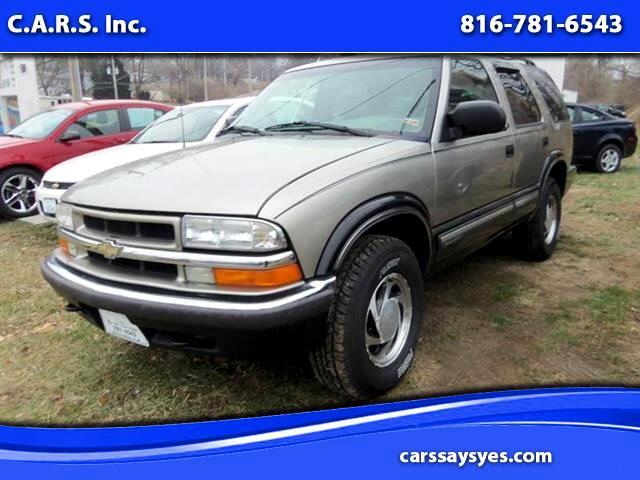 2000 Chevrolet Blazer 4WD