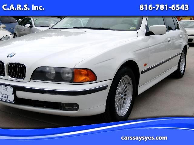 1999 BMW 5-Series 540i
