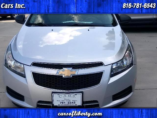 2012 Chevrolet Cruze 2LS