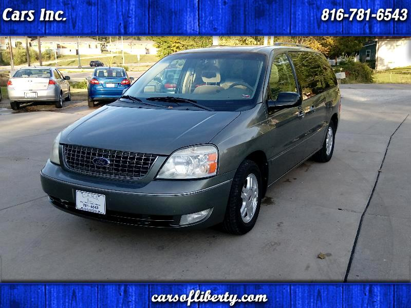 Ford Freestar SEL 2004