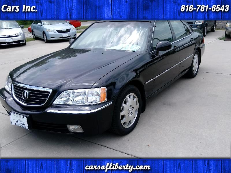 Acura RL 3.5RL with Navigation System 2004