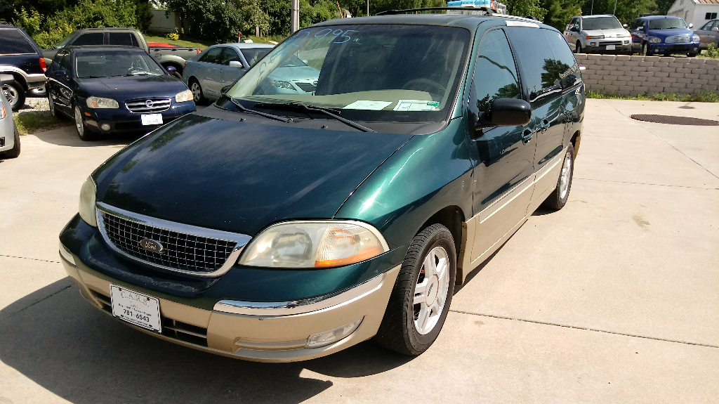 2001 Ford Windstar SEL