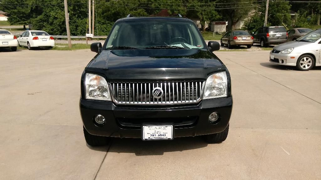 2003 Mercury Mountaineer Convenience 4.6L AWD