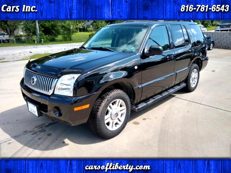 Mercury Mountaineer Convenience 4.6L AWD 2003