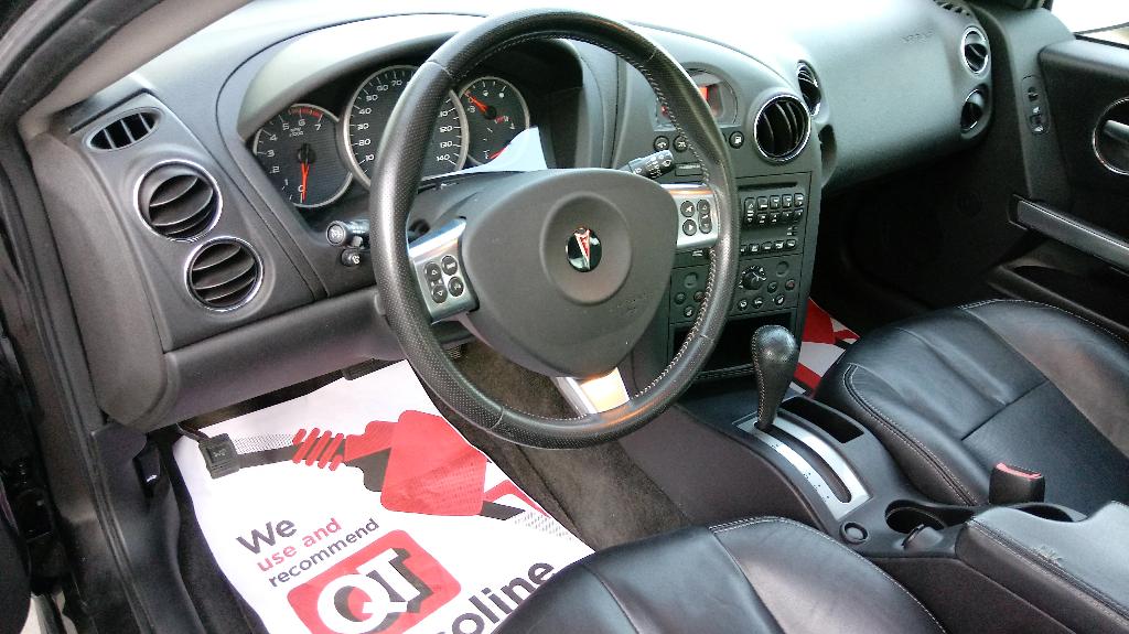 2008 Pontiac Grand Prix Sedan