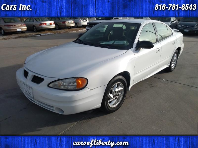 Pontiac Grand Am SE Sedan 2004