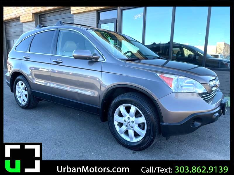 Honda CR-V EX-L 4WD 5-Speed AT 2009
