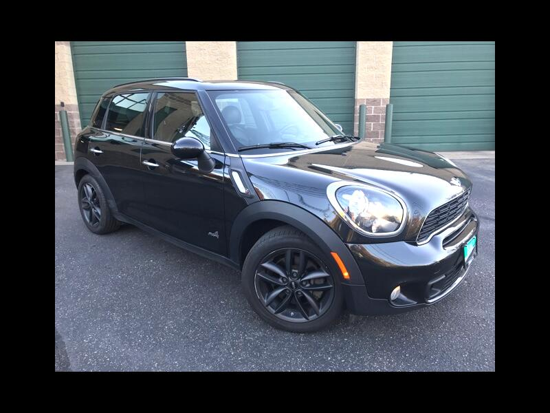 2013 MINI Countryman AWD 4dr S ALL4