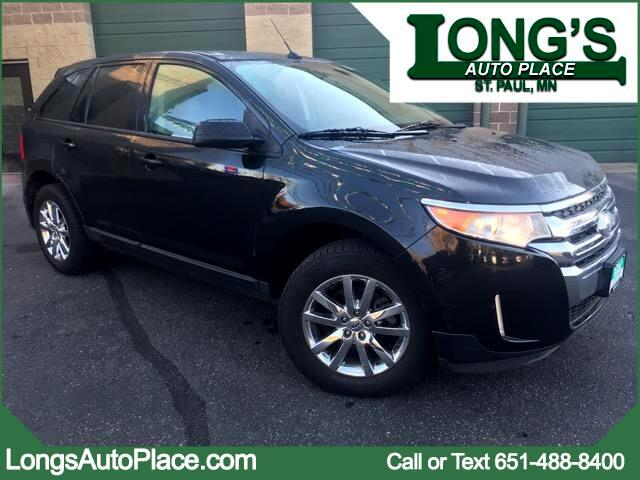 2013 Ford Edge 4dr SEL AWD