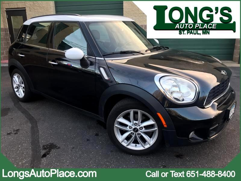 2011 MINI Countryman FWD 4dr S