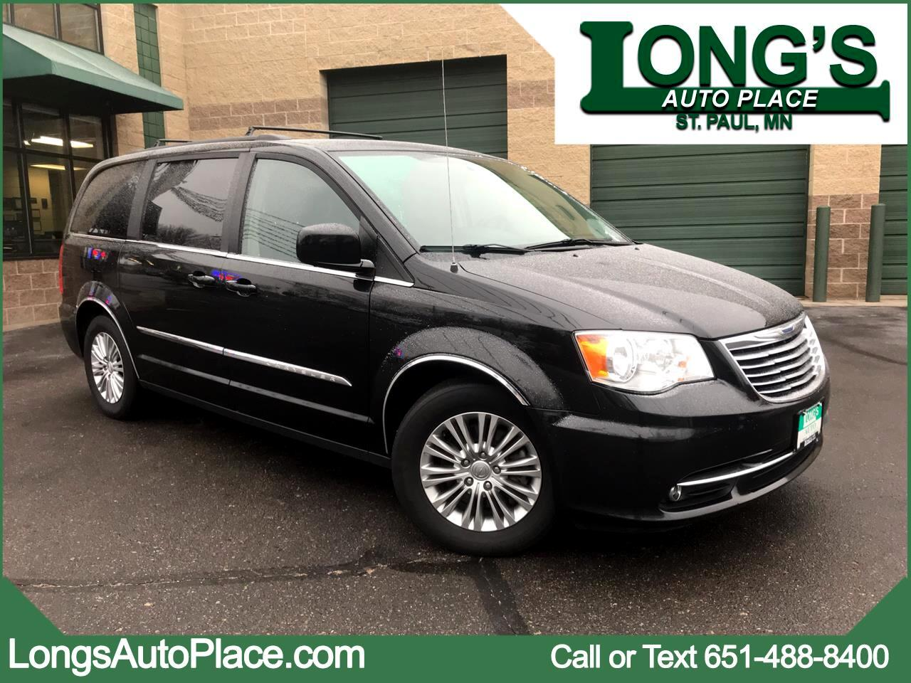 2015 Chrysler Town & Country 4dr Wgn Touring w/Leather