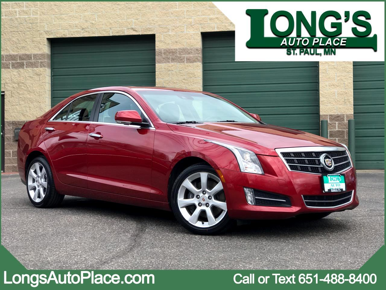 2014 Cadillac ATS 4dr Sdn 2.0L Performance AWD