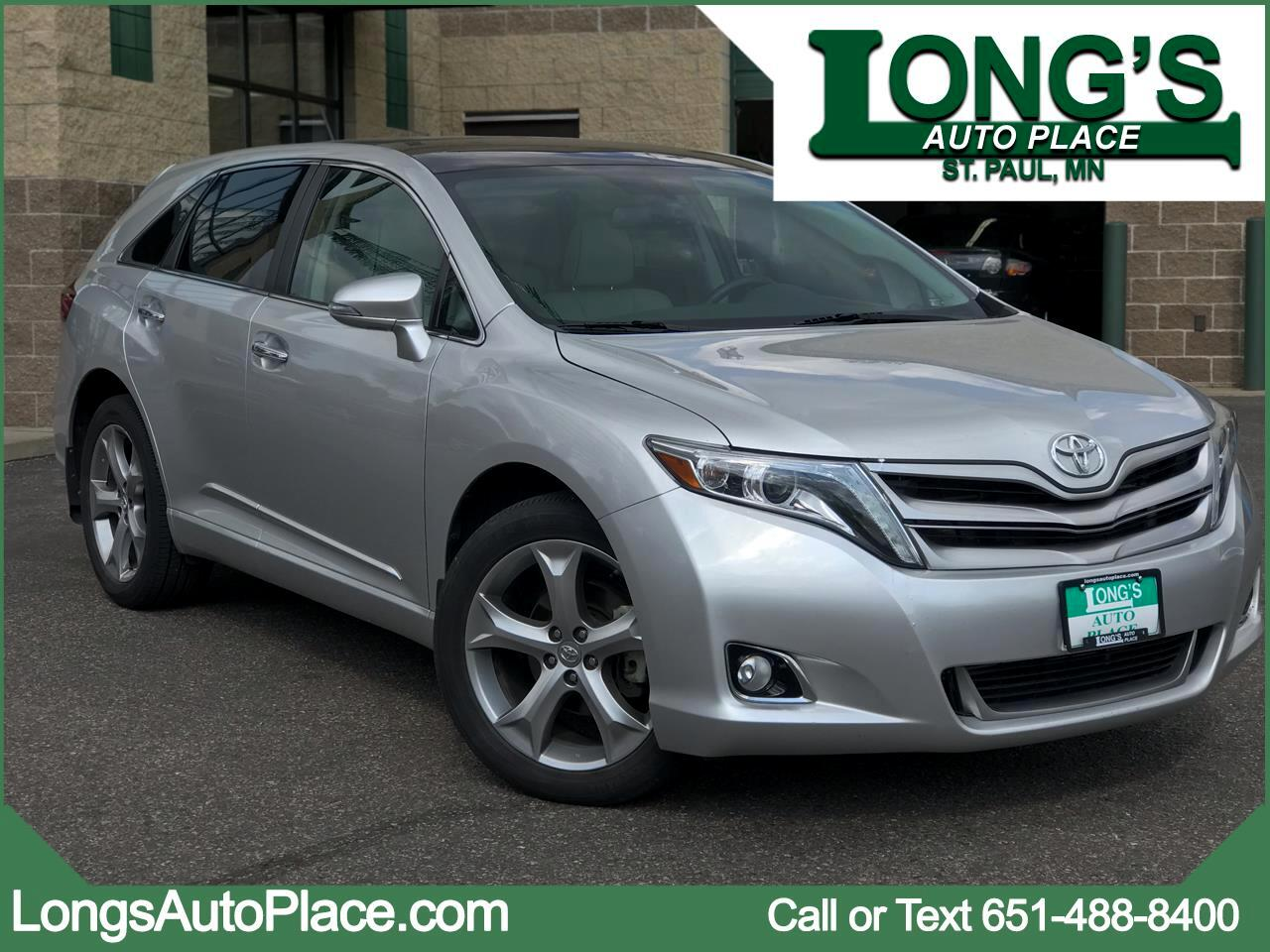 2013 Toyota Venza 4dr Wgn V6 AWD Limited (Natl)
