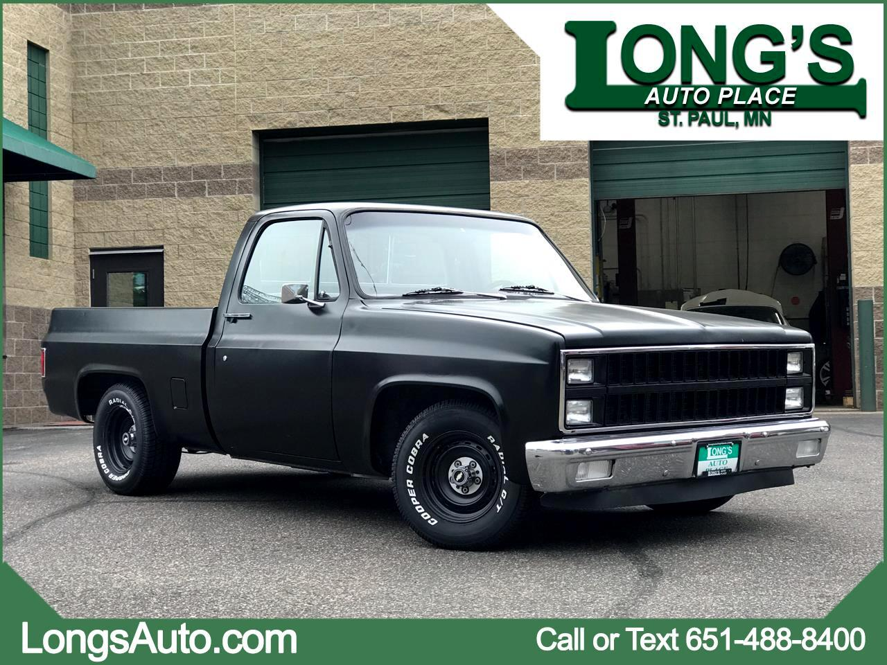 1982 Chevrolet Pickup 2WD 2dr C10