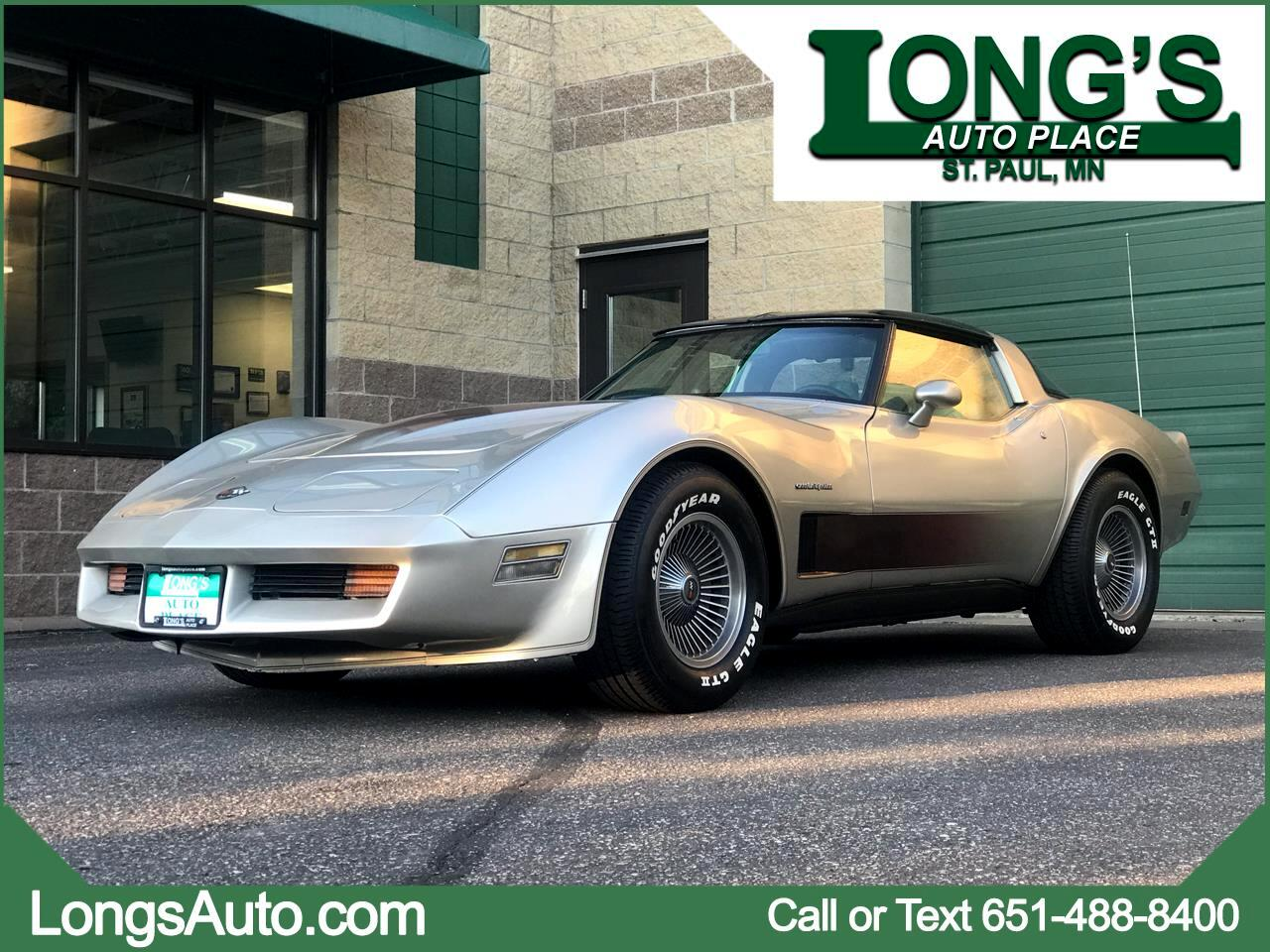 Chevrolet Corvette 2dr Hatchback 1982