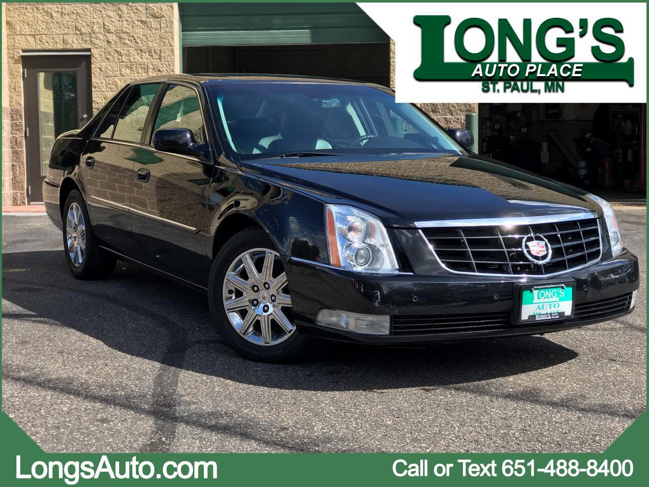2010 Cadillac DTS 4dr Sdn w/1SD