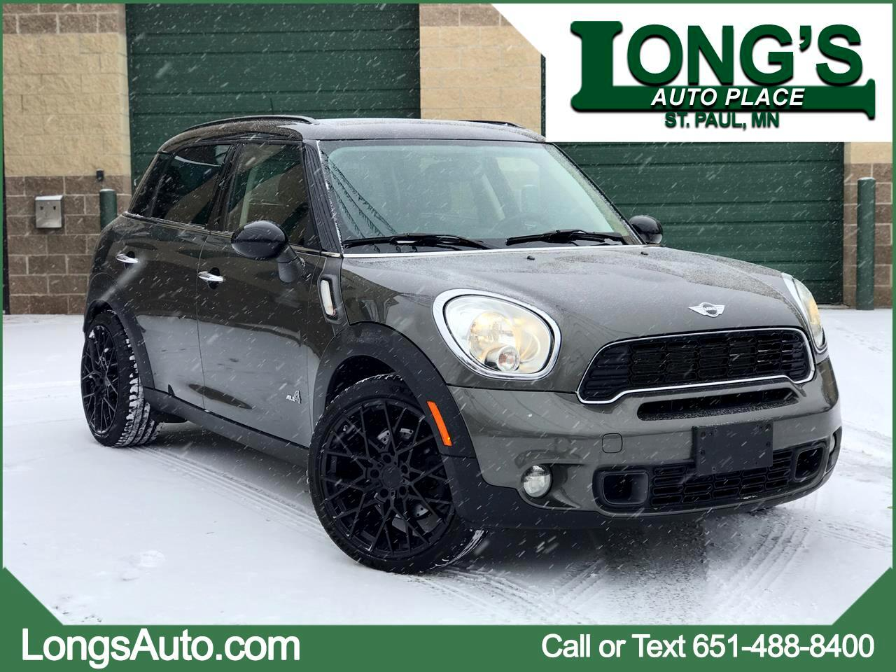 MINI Cooper Countryman AWD 4dr S ALL4 2011