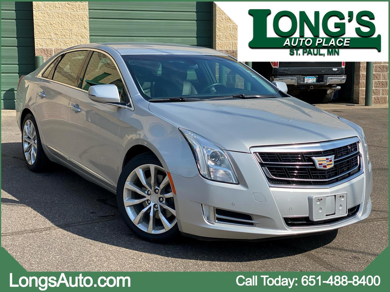 Cadillac XTS 4dr Sdn Luxury Collection AWD 2016