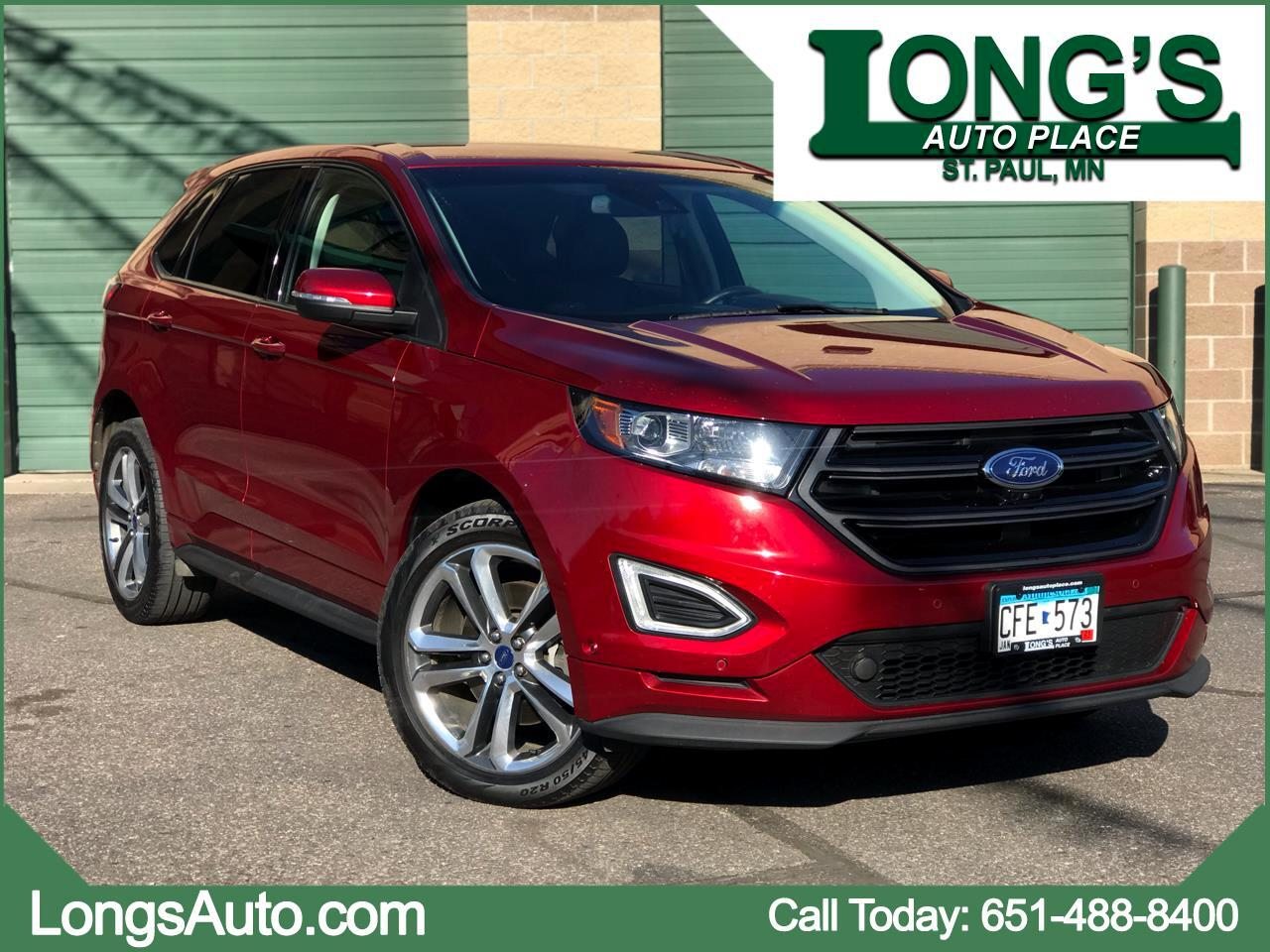 Ford Edge 4dr Sport AWD 2015