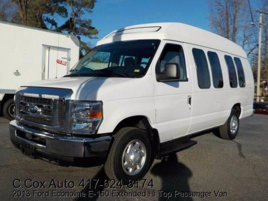 Ford Econoline E-150 Extended 2013