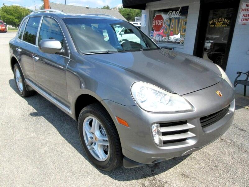 Used 2009 Porsche Cayenne Base For Sale In Knoxville Tn