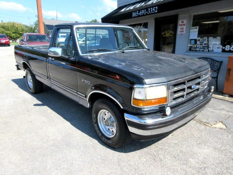 1995 Ford F-150 XL Reg. Cab Long Bed 2WD
